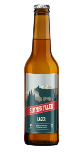 Lager Bier Simmentaler