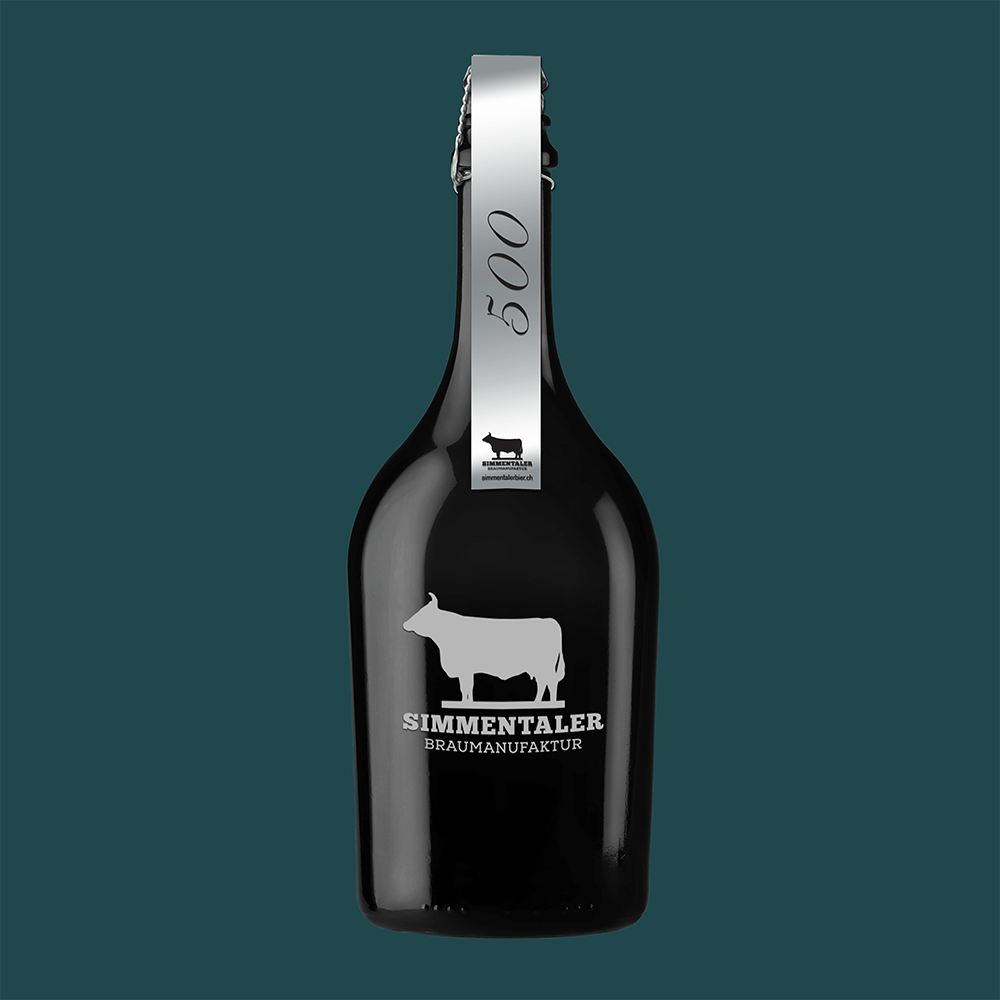 Simmentaler Bier Shop 500 Limited Edition