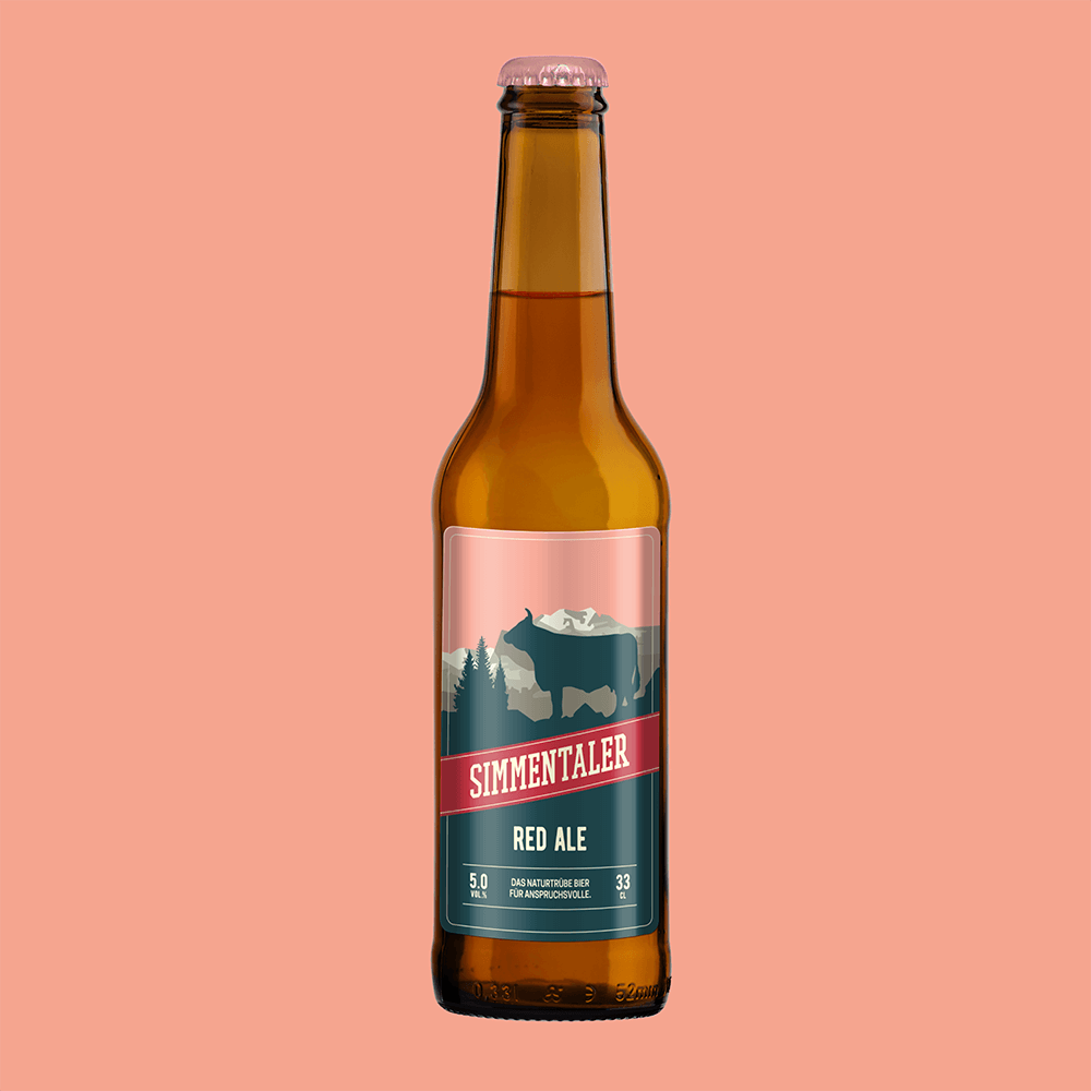 Simmentaler Bier Shop Red Ale