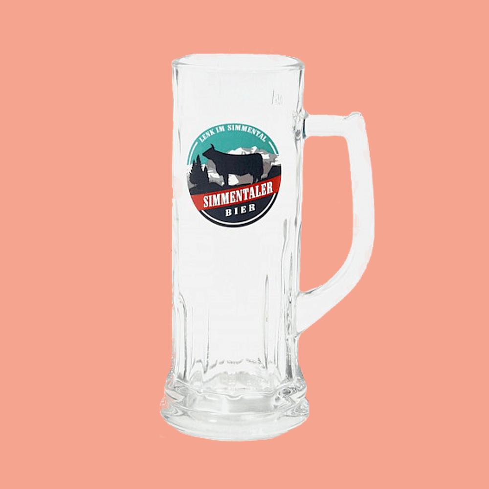Simmentaler Bier Shop Bierhumpen 0.3